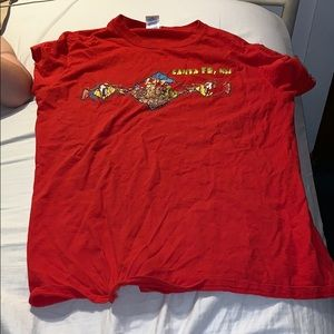 Santa Fe vintage shirt